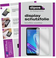 6x Asus Zenfone Live L1 ZA550KL Screen Protector Protection Crystal Clear dipos