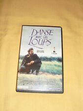 Danse avec les loups  VHS Kevin Costner