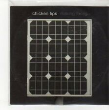 (CC717) Chicken Lips, Making Faces - DJ CD