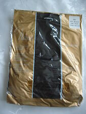 Vintage Never Used Very Sexy Off Black Nationals Stretch Stocking One Size