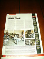BOB MADDOX JET RACE CAR ***ORIGINAL ARTICLE***