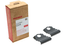 Yakima Q24 Q Tower Clips w/ A Pads & Vinyl Pads #00624 2 clips Q 24 NEW in box
