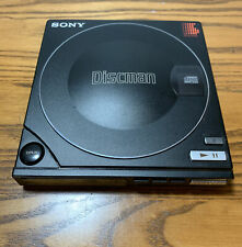 Sony D-10 Discman CD Player Tested And Working