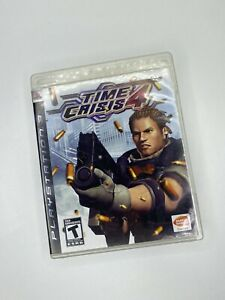Time Crisis 4 (Without Guncon Gun) PS3