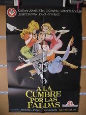 A5819 A LA CUMBRE POR LAS FALDAS Shirley Jones - Stella Stevens
