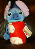 Disney Lilo Stitch Plush Toy & Throw Blanket Set 🌺NEW
