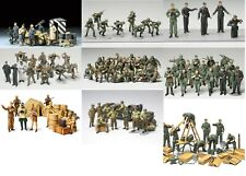 Tamiya Military Figures 1:48 Scale Choice of kits for wargames, Dioramas