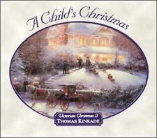 Child's Christmas: Victorian Christmas 2 by Thomas Kinkade (CD, Sep-2004, Madac…