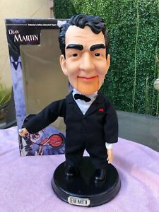 "Dean Martin Collector's Edition Animated Figure 16"" Pop Culture Series 2002 NIB"