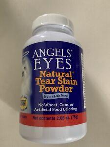 ANGELS' EYES Natural Tear Stain Powder 2.65 OZ 75g SWEET POTATO