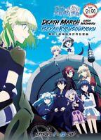Death March Kara Hatimaru Isekai Kyousoukyoku Ep.1-12 End Anime DVD