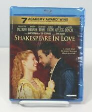 Shakespeare in Love [Blu-ray] Brand New - Sealed - Free Shipping