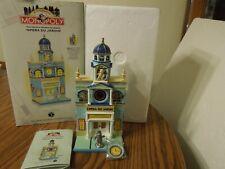 1999 Dept.56 Monopoly Two-Eighty Marvin Gardens Opera Du Jardin #56.13605