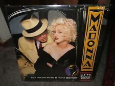 Madonna Music from Dick Tracy I'm Breathless Sealed 1990 Lp!