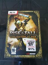 Rise and & Fall: Civilizations at War - Windows PC DVD-ROM
