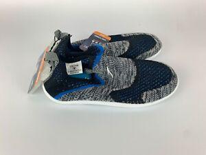 New Speedo JP Junior Surf Strider Water Shoes Blue Boys Shoe Size M 13/1 NEW