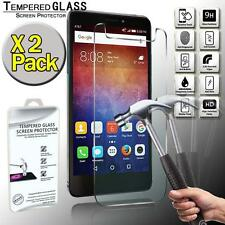 2 Pack Real Tempered Glass Screen Protector Cover For Huawei Ascend XT