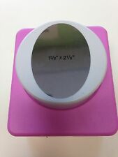 """McGill Stacking  Oval Punch 1 5/8"""" x 2  1/8"""" (95931)- NEW"""