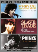 Prince: Three Card Trick DVD (2018) Prince cert E 3 discs ***NEW*** Great Value