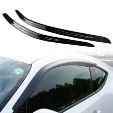 For Subaru BRZ For Toyota GT86 86 For Scion FRS 12-18 2D Coupe Side Window Visor