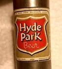 "Vintage ""HYDE PARK BEER-Best Tasting Beer  In Town"" Bottle Lighter"