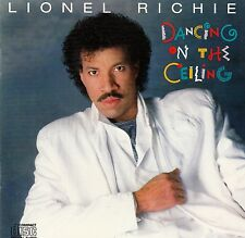 LIONEL RICHIE : DANCING ON THE CEILING / CD - TOP-ZUSTAND