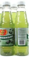 2 Jelly Belly Watermelon Syrup For Snow Cones & Ice Pops Best By 4-22 16 oz