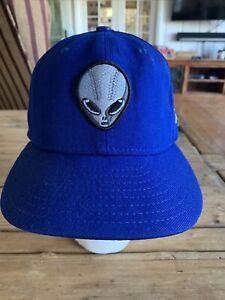 Las Vegas 51s Fitted New Era Hat 7 1/4 MiLB Aviators Defunct Oakland Athletics