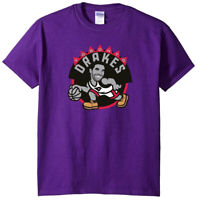 "Drake Toronto Raptors Kawhi Leonard ""Drakes Logo"" T-Shirt"