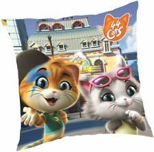 44 cats  - Cuddle Pillow NEW