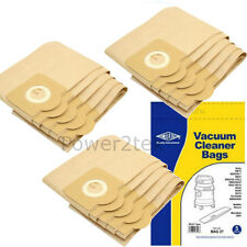 15 x ZR81 Dust Bags for Karcher 2001 6904263 2201F Vacuum Cleaner