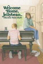 Welcome Home, Jellybean (Aladdin Books)-ExLibrary