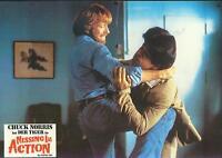 CHUCK NORRIS  MISSING IN ACTION: 1 Aushangfoto  ;  ACTION-KULTSTAR -4-