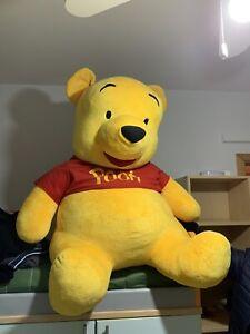 peluche gigante Winnie