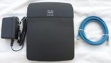 Linksys E1500 wirelessN MEGA DD-WRT Wireless Repeater Bridge Extender Broadband