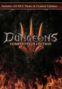 Dungeons 3 (Complete Collection) EU [PC-Download | STEAM | KEY]