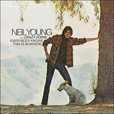 YOUNG, NEIL - EVERYBODY KNOWS THIS IS N NEW VINYL RECORD