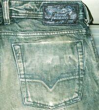 *HOT 100% AUTHENTIC Men's DIESEL @ ZATHAN 8XJ Regular BOOTCUT DARK Jeans 29 x 31
