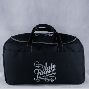 Auto Finesse Crew Bag - Extra Large Detailers Kit Bag With Internal Padding
