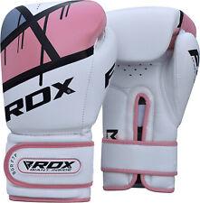 RDX boxeo guantes de sparring de entrenamiento Muay Thai Kickboxing Guante Lucha Saco De Arena