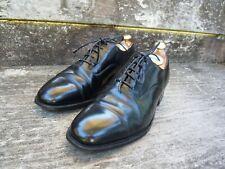 Iglesia Vintage Oxford Calzado Para Hombres-Negro – Balmoral – UK 7.5 – Excelente Estado