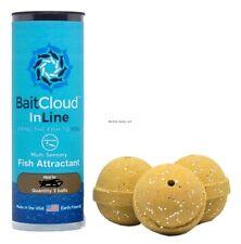 NEW Bait Cloud InLine Trout Formula attaches to fishing line IL3P-TRT