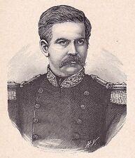 Général Juan Nepomuceno MATEUS Colombie Colombia Gobernadores de Bolívar
