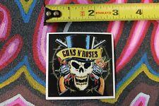 Guns N Roses Rock Roll Skull Hat Slash Vampire Punk Indy M1 MISC MUSIC STICKER