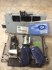 KIT ECU CENTRALINA BODY CHIAVI FIAT STILO 1.9 JTD BOSCH 0281010337 55182953 4679