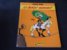 Morris : LUCKY LUKE : LE BANDIT MANCHOT  EO 1981
