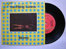 The Flying Lizards - Money / Money B, Virgin VS-276 Ex 7""