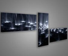 Quadri moderni 180 x 70 stampe su tela canvas intelaiate design moderno MIX-S_16