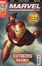 MARVEL LEGENDS #18 - Volume 1 - Panini Comics UK - THOR - IRON MAN