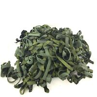 Lot of 110 PASGT NVG Chin Strap, Olive Drab OD Green, for NVG Mounting Assembly